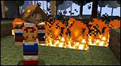 Chronique Minecraft - Une ville dans la forêt - Web