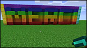 Chronique Minecraft - La map Audiosurf - Web