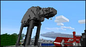 Chronique Minecraft - La carte Star Wars - Web