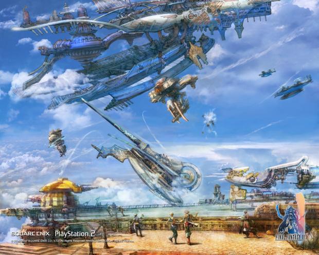 Fond d 39 cran du jeu final fantasy xii 1280x1024 378569 for Fond ecran ps3