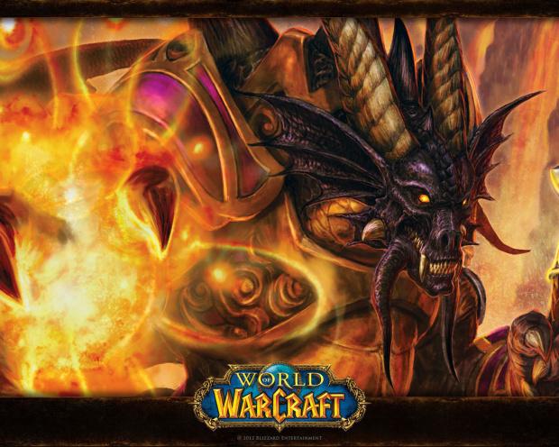 Fond d 39 cran du jeu world of warcraft 1280x1024 405976 - World of warcraft sur console ...