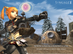 Jaquette de Lineage II : The Chaotic Chronicle