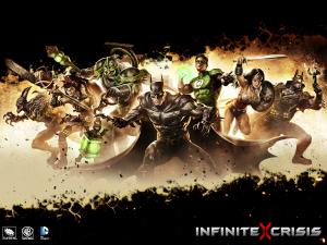 Jaquette de Infinite Crisis