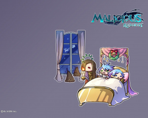 Jaquette de Malicious