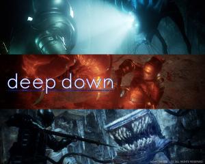 Jaquette de Deep Down