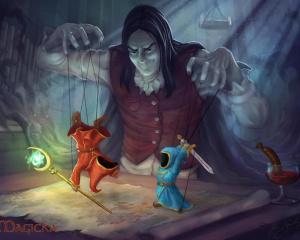 Jaquette de Magicka : Dungeons & Gargoyles