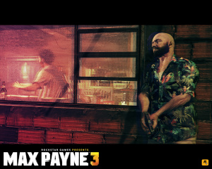 Jaquette de Max Payne 3