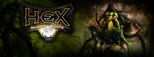Jaquette de Hex : Shards of Fate