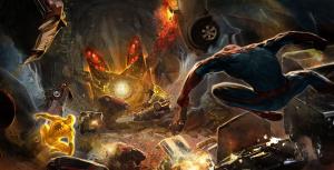Jaquette de The Amazing Spider-Man