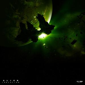 Jaquette de Alien : Isolation