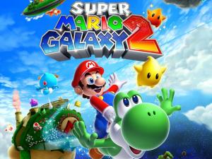 Jaquette de Super Mario Galaxy 2