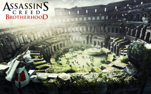 Jaquette de Assassin's Creed : Brotherhood