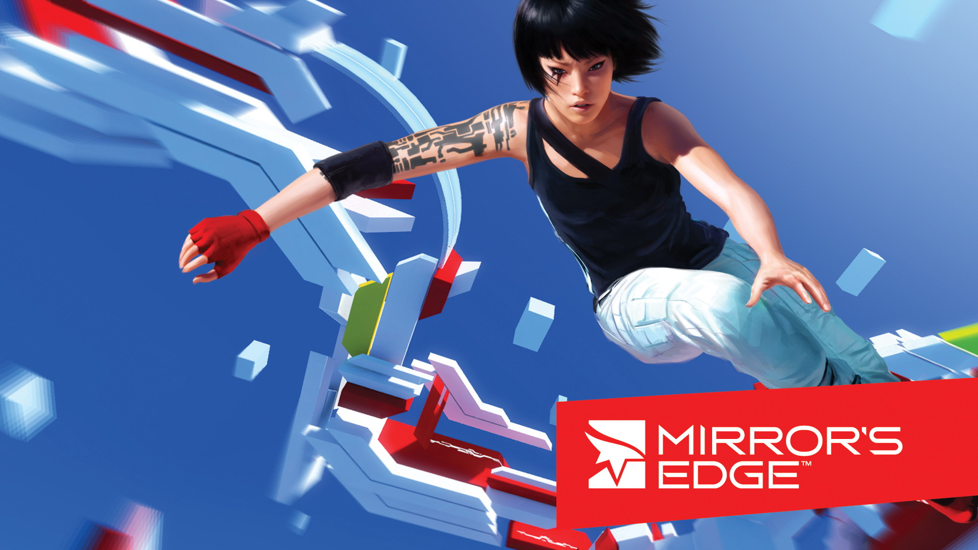 mirrors edge live wallpaper android