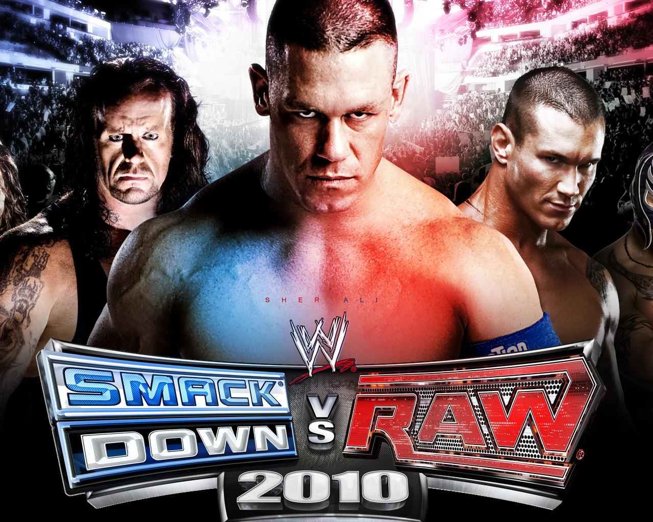 SMACKDOWN PC TÉLÉCHARGER JEUX SOFTONIC VS RAW 2010 WWE GRATUIT