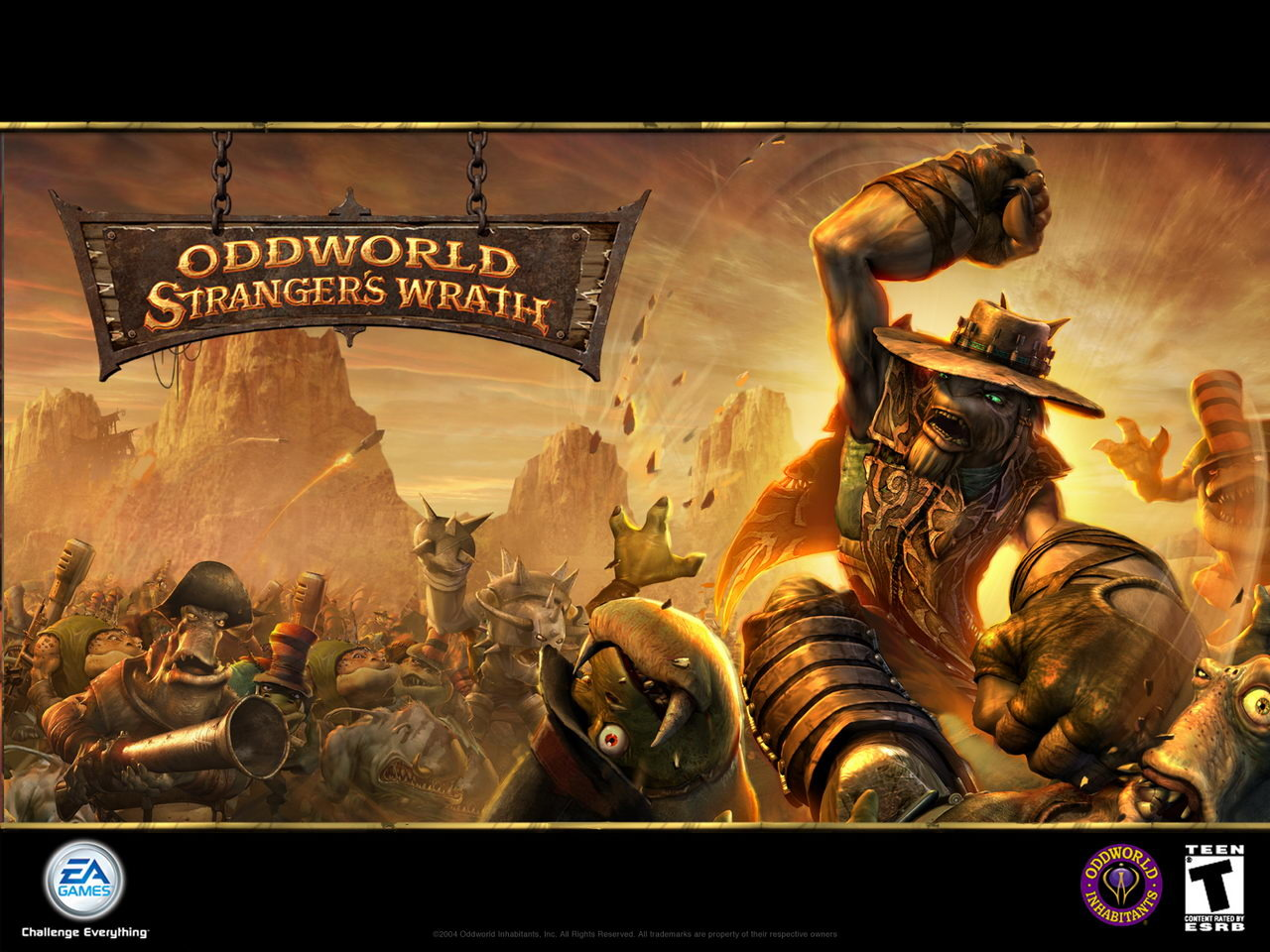 Oddworld : La Fureur de l'Etranger HD [FR] [Multi]