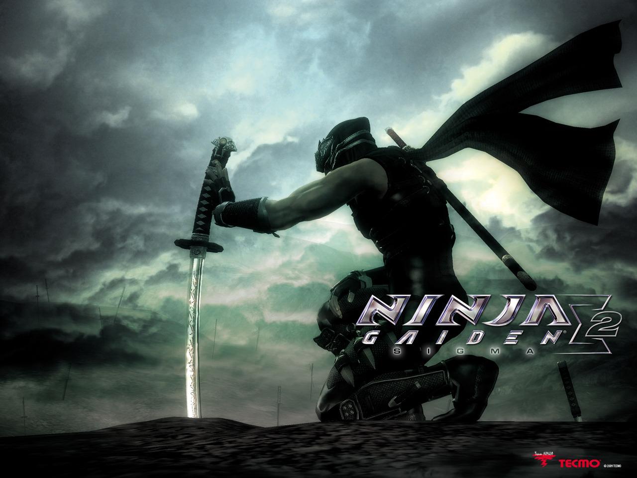 fond d'ecran ninja