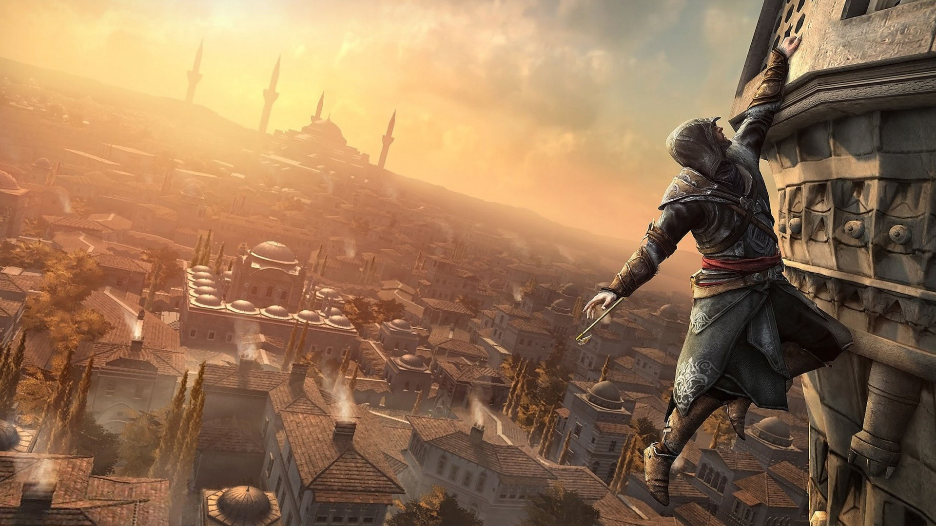 Fond D 233 Cran Du Jeu Assassin S Creed Revelations