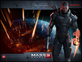 Fonds d'écran Mass Effect 3 sur PlayStation 3 - image 11264