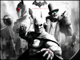 Fonds d'écran Batman Arkham City sur Xbox 360 - image 11622