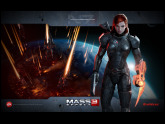 Fonds d'écran Mass Effect 3 sur PlayStation 3 - image 11740