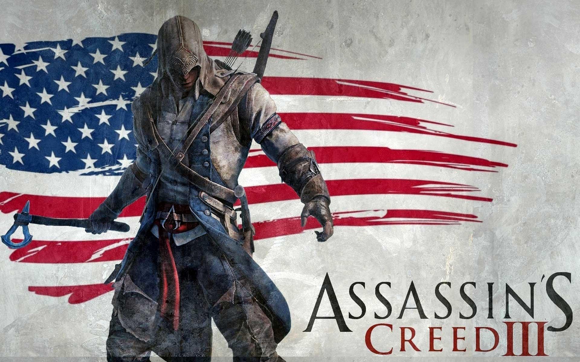 fond d'ecran gratuit assassin's creed 3