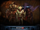 Fonds d'écran Mass Effect 3 sur PlayStation 3 - image 12879