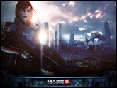 Fonds d'écran Mass Effect 3 sur PlayStation 3 - image 12880