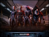 Fonds d'écran Mass Effect 3 sur PlayStation 3 - image 12884