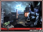 Fonds d'écran Batman Arkham City sur Xbox 360 - image 13064
