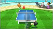 Extrait : Wii Sports Resort - Tennis de table