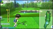 Extrait : Wii Sports Resort - Golf - 3 trous