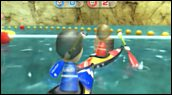 Extrait : Wii Sports Resort - Canoë-kayak
