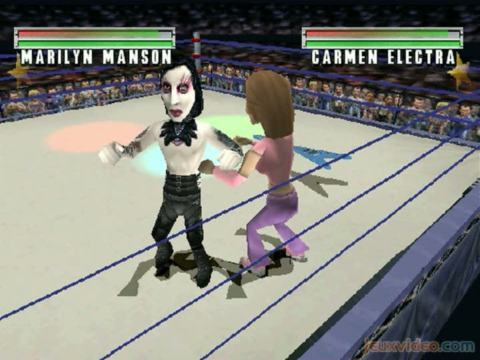 MTV Celebrity Deathmatch Portable Español (PSX)