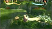 Extraits - Gambade en forêt Raiponce - Wii