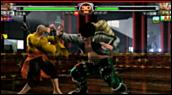Extrait : Virtua Fighter 5 Final Showdown - Lei-Fei vs Taka-Arashi
