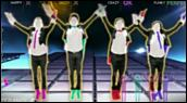 Extrait : Just Dance 4 - One Direction - What Makes You Beautiful