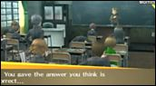 Extrait : Persona 4 : The Golden - School Life : Classes