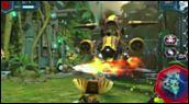 Extrait : Ratchet & Clank : QForce - Un peu d'action