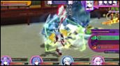 Extrait : Hyperdimension Neptunia Victory - Gameplay #1