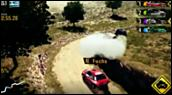 Extrait : WRC Powerslide - Des power-up dévastateurs