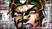 Extrait : JoJo's Bizarre Adventure : All Star Battle - Dio se bastonne