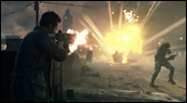 Extrait GC : Quantum Break, première vidéo de gameplay ! - Xbox One