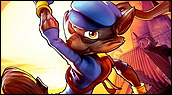 Gaming Live : Sly Cooper : Voleurs à travers le Temps - L'hippo-t'au-rose