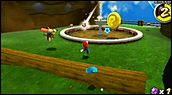 Gaming Live : Super Mario Galaxy - Maya l'abeille