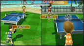 Gaming Live : Wii Sports Resort - 3/3 : Tennis de table