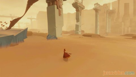 Journey Video Game Gaming Live Journey Tomber