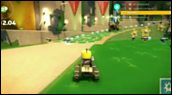 Gaming Live : LittleBigPlanet Karting - Course, chasse aux oeufs et ratatouille