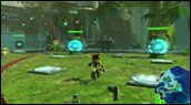 Gaming Live : Ratchet & Clank : QForce - Un spin-off original