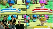 Gaming Live : Nintendo Land - Multi compétitif et coopératif à 5 !