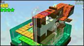 Gaming Live : Super Mario 3D World - 2/3 : Des étoiles dans les yeux